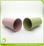 Цветастая Biodegradable чашка Eco содружественная пластичная