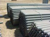 Grade pré-fabricada bonita da construção de aço para a fábrica