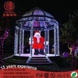 옥외 점화 훈장을%s LED Gaint 공 나비 크리스마스 불빛