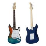 Guitare électrique de rue de seul modèle d'usine de guitare d'Aiersi de marque des Etats-Unis