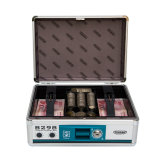 Economia Lockable da caixa do dinheiro do metal/caixa de moeda com bandeja B298 do armazenamento