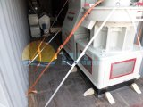 세륨 증명서를 가진 톱밥 펠릿 압박 기계