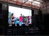Visualización de alquiler al aire libre de la demostración del acontecimiento de la etapa pantalla/P8 de la boda LED LED