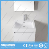 Vanità calda popolare della stanza da bagno di vendita con il cassetto del metallo del cavallo (BF368D)