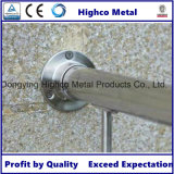 Stainless Steel Railing Base for Balutrade Stair Railing 38.1mm Tube