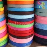 De kleurrijke Singelband van het Polypropyleen van pp voor de Riem van de Schooltas van de Zak