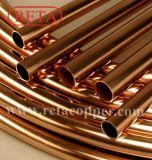 Tubo de cobre drenado suave del aire acondicionado