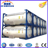 Chine Fabricant LNG LPG Propane Tetrafluoroethane Gas Tanker Container
