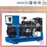 24kw silencioso generador diesel Accionado por motor Quanchai
