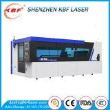 Tagliatrice blu Closed bene arrotondata del laser del metallo della fibra della grande scala dell'automobile