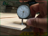 contre-plaqué de fantaisie de chêne rouge de 5.2mm pour l'Arabie Saoudite