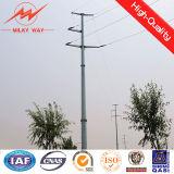 115kv runde Übertragung galvanisierter Pole