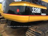 Verwendeter hydraulischer Gleisketten-Exkavator der Katze-320bl (320b 325bl 330bl Gleiskettenfahrzeug)