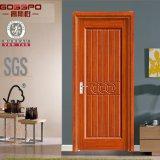Umkleidekabine-Mahagonifurnier-blatt MDF-hölzerne Tür (GSP8-006)