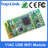 11AC se doblan módulo de alta velocidad del USB WiFi de la venda 433Mbps para el transmisor y el receptor sin hilos