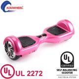 UL2272 Hoverboard 각자 균형을 잡는 스쿠터 전기 스케이트보드를 가진 6.5inch 전기 스쿠터
