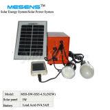 neues mini bewegliches SolarStromnetz 5W/Solar Energy System