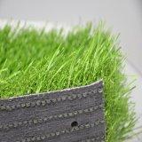 Hierba verde natural de la hierba artificial de calidad superior del fútbol (SEL)