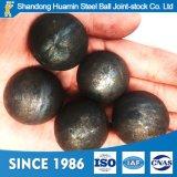 Geschmiedete reibende Stahlkugeln für Zoll Mining1 schmiedeten die reibenden Kugeln, die in China von Huamin hergestellt wurden
