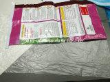 Мешок сплетенный PP для питания упаковки животного, мешок еды любимчика
