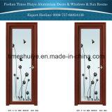 中国のアルミニウムドアおよび外部ドア