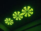 30W LED 거미 광속 이동하는 맨 위 빛