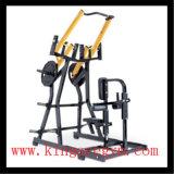 Gymnastik-Geräten-Eignung-kommerzieller ISO-Seitlicher breiter Abriss