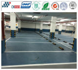 展示場、器械ベース、博物館の床のための良質そして簡単な構築の継ぎ目が無いフロアーリング
