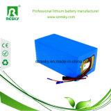 20ah 36V het Pak van de Batterij van het Lithium van Panasonic voor Elektrische Autoped, Grasmaaier