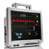 15 '' Multi-Parameter Patient Monitor CE FDA Aprovado