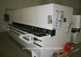 Hrdraulic Pendel-scherender Maschinen-Platten-Ausschnitt Machineqc12y-6/2500