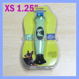 1.25 Inch Pet Comb Long Short Hair Removal Deshedding Tool für Toy Dogs bis zu 10 Pounds 4.5kg