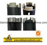 Trockener Kernbohrer biß für Granit-Marmor