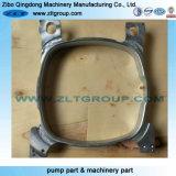 Peça de maquinaria do aço inoxidável para a mineração