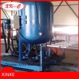 Rostfreie Rohr-Granaliengebläse-Maschine