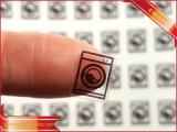 명확한 비닐 스티커 휴대용 퍼스널 컴퓨터 스티커 PVC 스티커