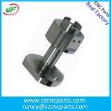 高精度CNC機械部品、アルミ精密CNCの部品を回します