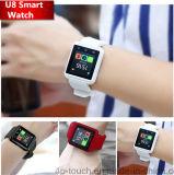 携帯電話(U8)のためのBluetoothのスマートな情報処理機能をもった腕時計