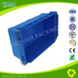 Caixas plásticas resistentes baratas de venda quentes do preço 25L-155L