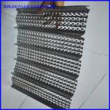 Galvanisiertes Hy Rippen-Metalllatte-Blatt für Aufbau