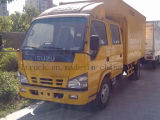 Isuzu Nkr 두 배 택시 화물 트럭