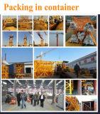 Capacidad de carga máxima de la grúa PT7030 de Constructiontower: carga 16tons/Tip: 3.0t