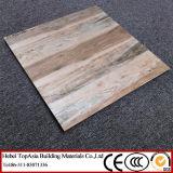 Нутряная застекленная плитка деревенского фарфора пола керамическая для взгляда украшения деревянного