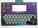 Schakelaar van het Membraan van het Stuk speelgoed van de Toetsenborden van de Controle van Polydome de Elektronische Digtal Afgedrukte