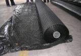 Bouw ASTM StandaardBuliding van Geogrid van de glasvezel de Tweeassige Plastic voor de Aanleg van Wegen