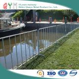 移動可能な一時に囲うか、または熱い浸された電流を通された移動式金網の塀