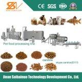 Alimento de cão seco inteiramente automático do animal de estimação que faz a planta