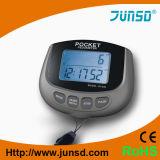 Podómetro Pocket con el pulso (JS-400)