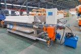 Filtre-presse automatique de la chambre 2017 avec S.S. 304 enduisant 1000 séries