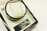 Preis-hoher Glanz-Lack-einzelnes hölzernes China-automatisches Uhr-Winde-Schwarzes